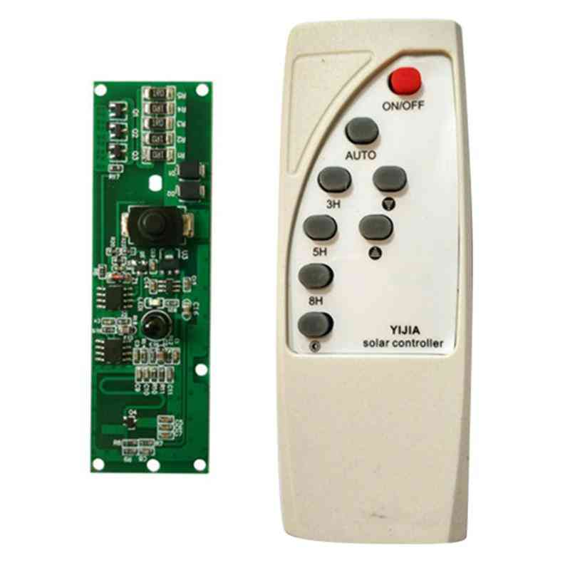 Solar Street Light Circuit Board-remote Control