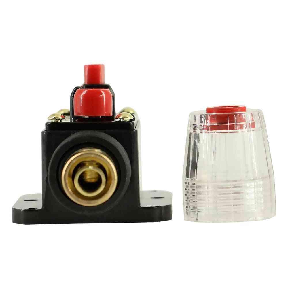 Energy Circuit Breaker, Reset Fuse Inverter