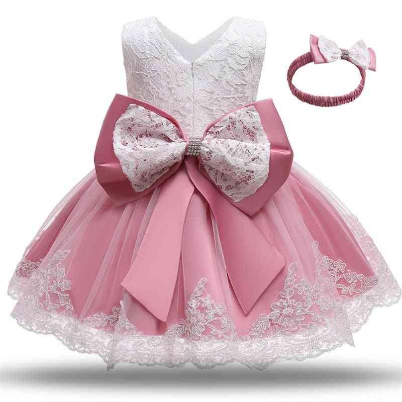Girls Summer Dresses For Party - Flower Tutu Dress