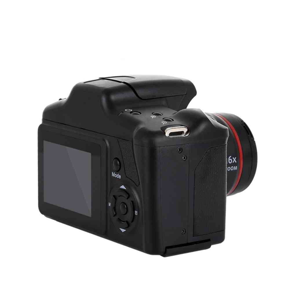 16mp Digital Camera With Full Hd 1080p And Screen