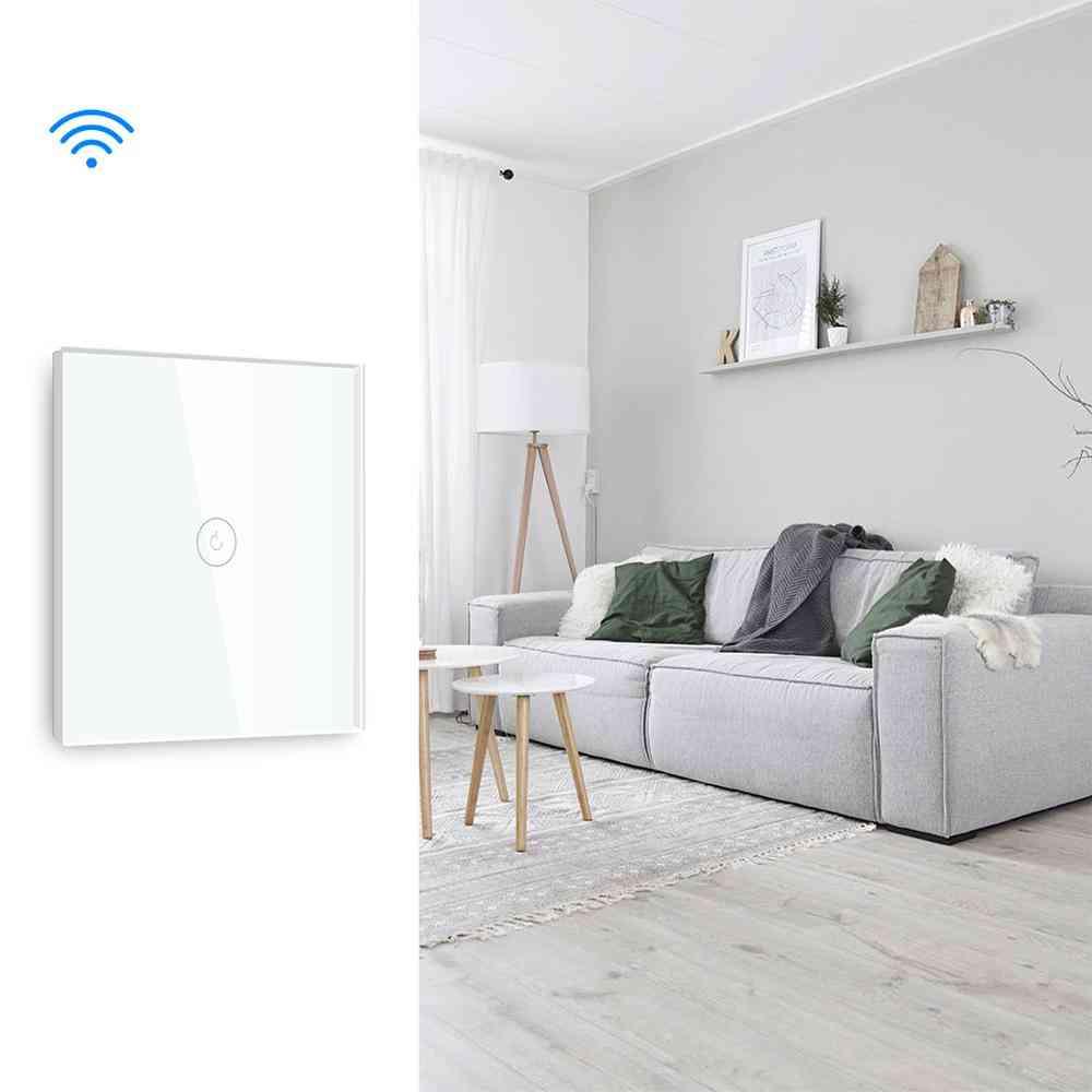 Eu Touch Wifi Wireless Light, 1-way Smart Switch