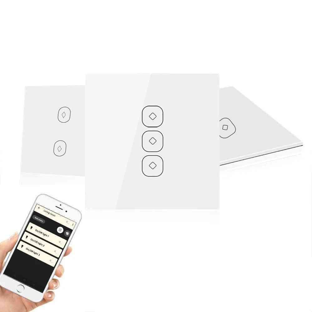 Smart  10a Eu Wall Touch Light Switch