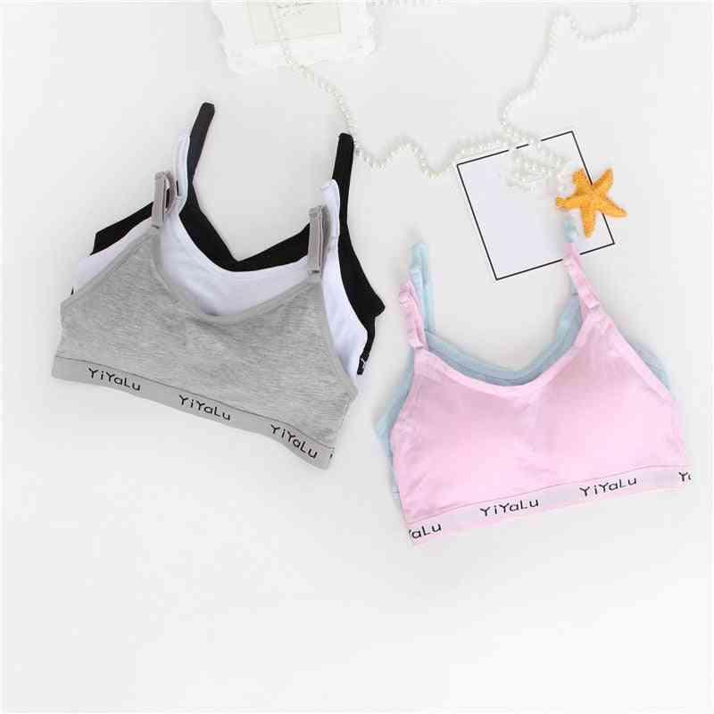 Training Cotton Underwear Bra For Teenagers - Lingerie