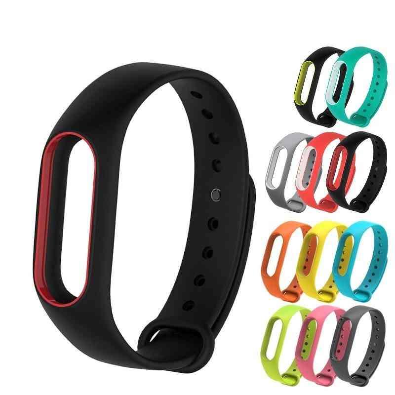 Universal Wristband, Colorful Waterproof Watch Band, Replacement Bracelet