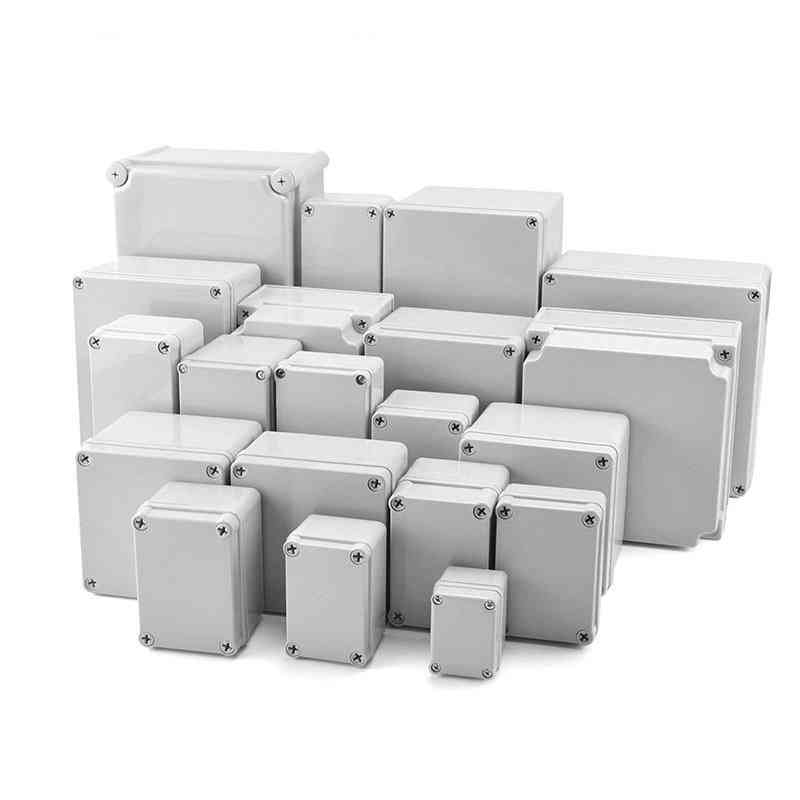 Ag Series Ip67 Waterproof Electrical Junction Box, Rohs Enclosure Case