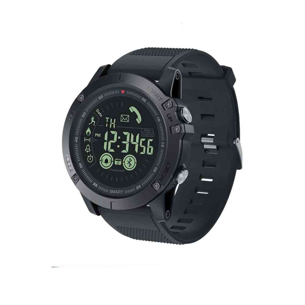 Vibe 3 Flagship Rugged Smartwatch, Standby Time 24h All-weather Monitoring Watch For Ios/android