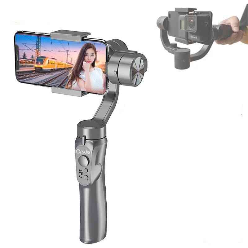 Smartphone, Action Camera Ptz Handheld Stabilizer