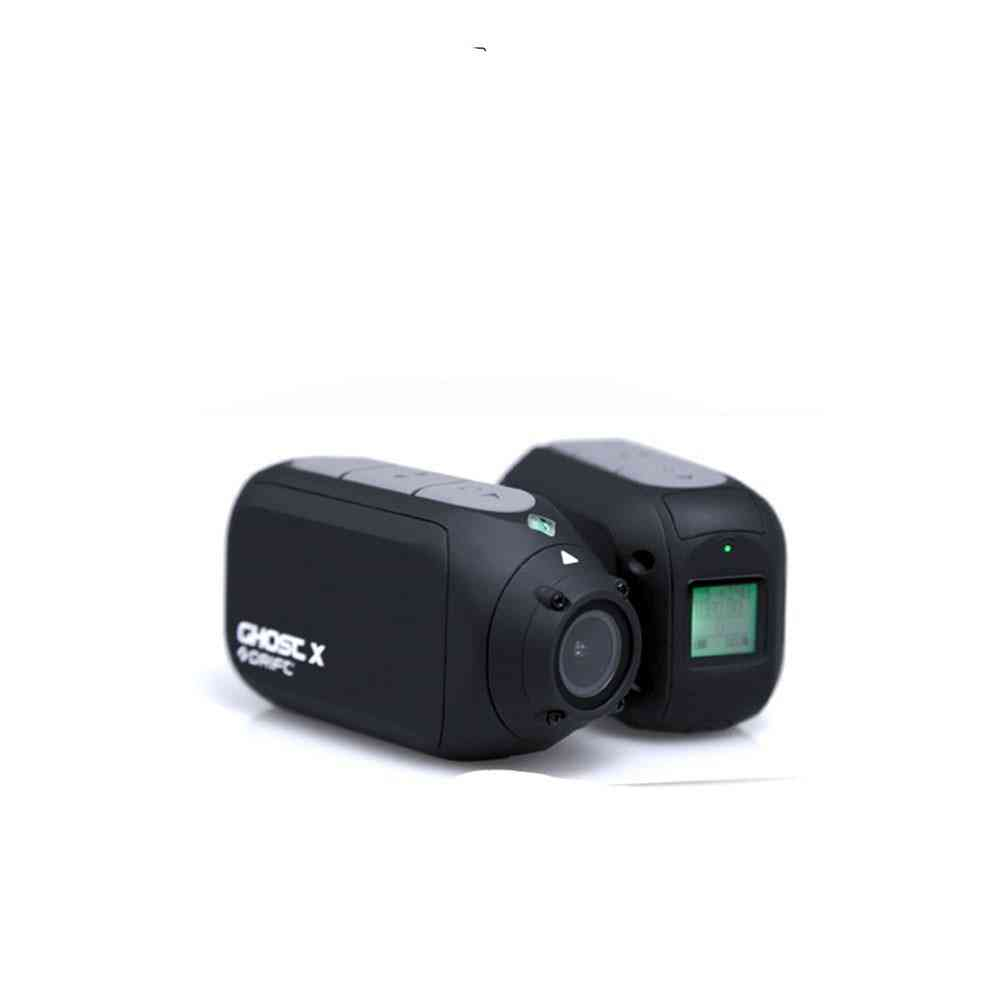 12mp Action Sport Camera 1080p 2000mah, 1/2.8 Inches Display Screen With Wifi
