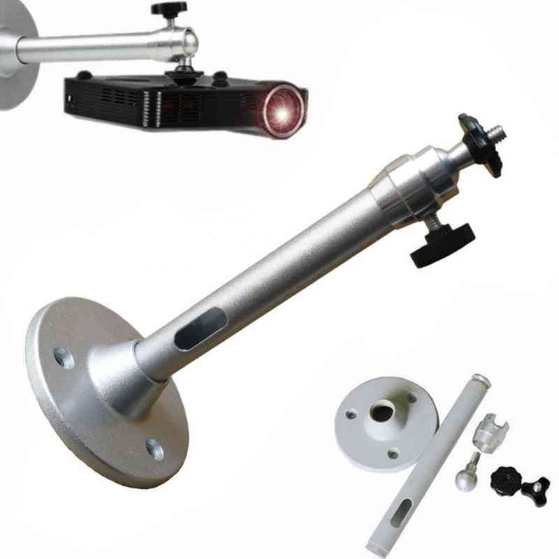 Ceiling / Wall-mount Aluminium Alloy Metal Bracket, Projector Hanger