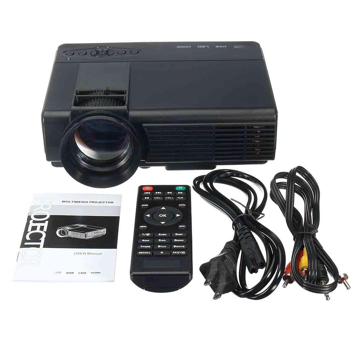 50 Lumens 3d 1080p Projector