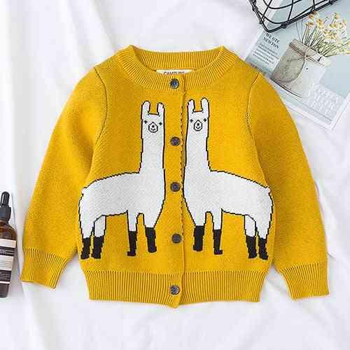 Boys / Sweaters, Autumn Causal Long Sleeves Knitwear Jackets