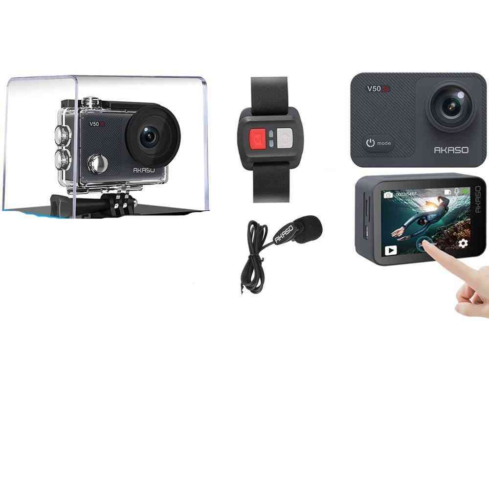 Rc 16mp-wifi Action Camera -waterproof With 2'' Eis Touch Screen