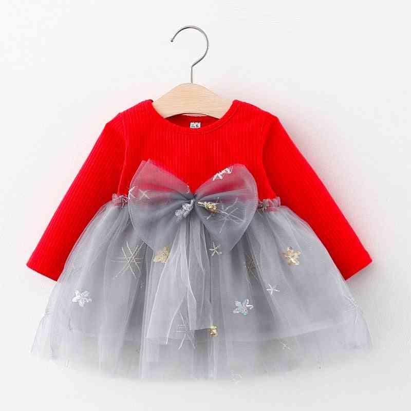 Newborn Baby Girl Autumn Princess Dresses For Kids