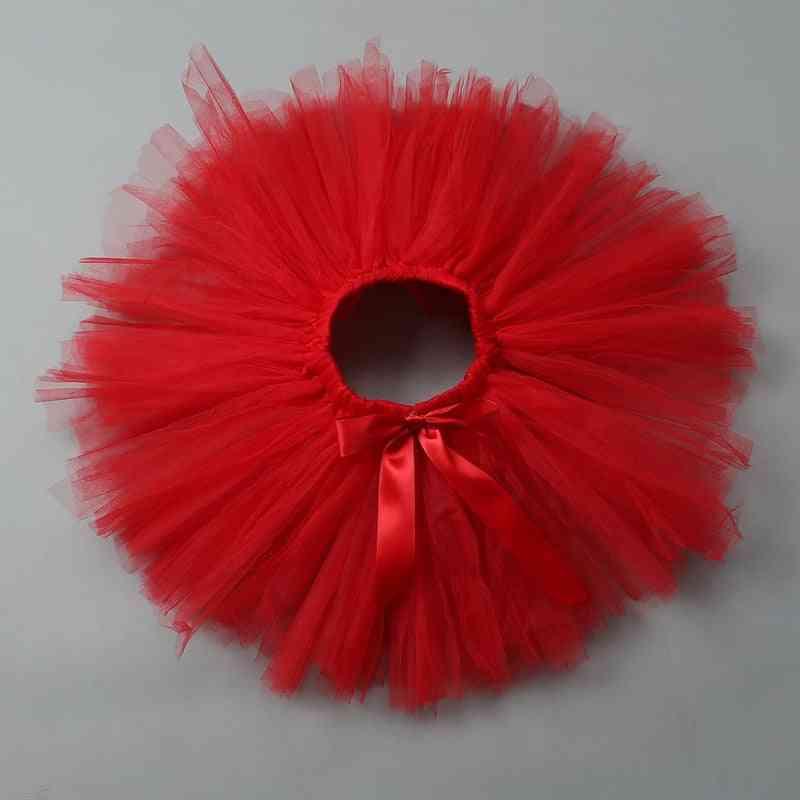Baby Lovely Fluffy Soft Tulle Tutu Skirts For