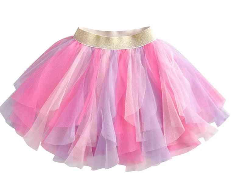 Baby Glitter Sequined Skirt