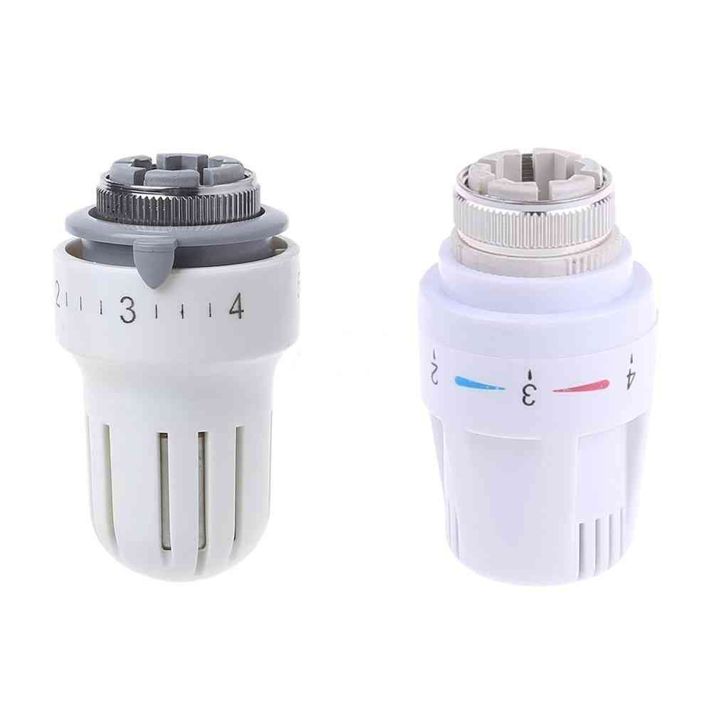 Thermostatic Radiator Valve Heating System, Remote Controller Temperature Valves