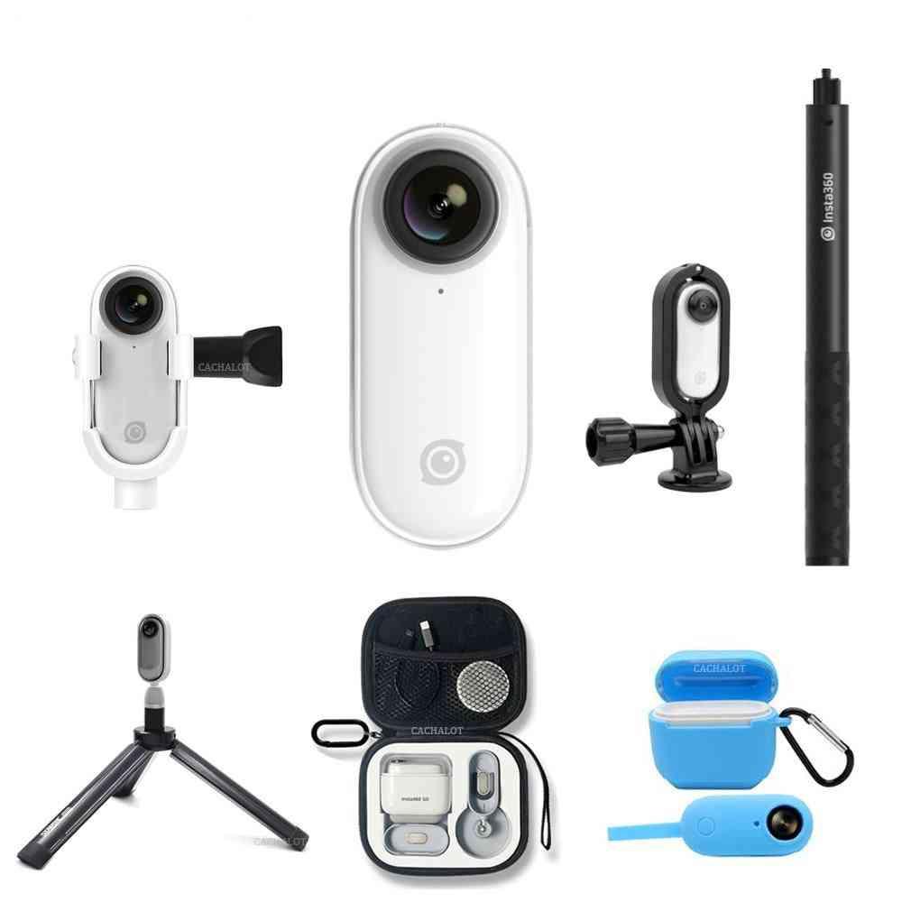 8mp, Ai Auto Editing, Smallest Stabilized Action Camera