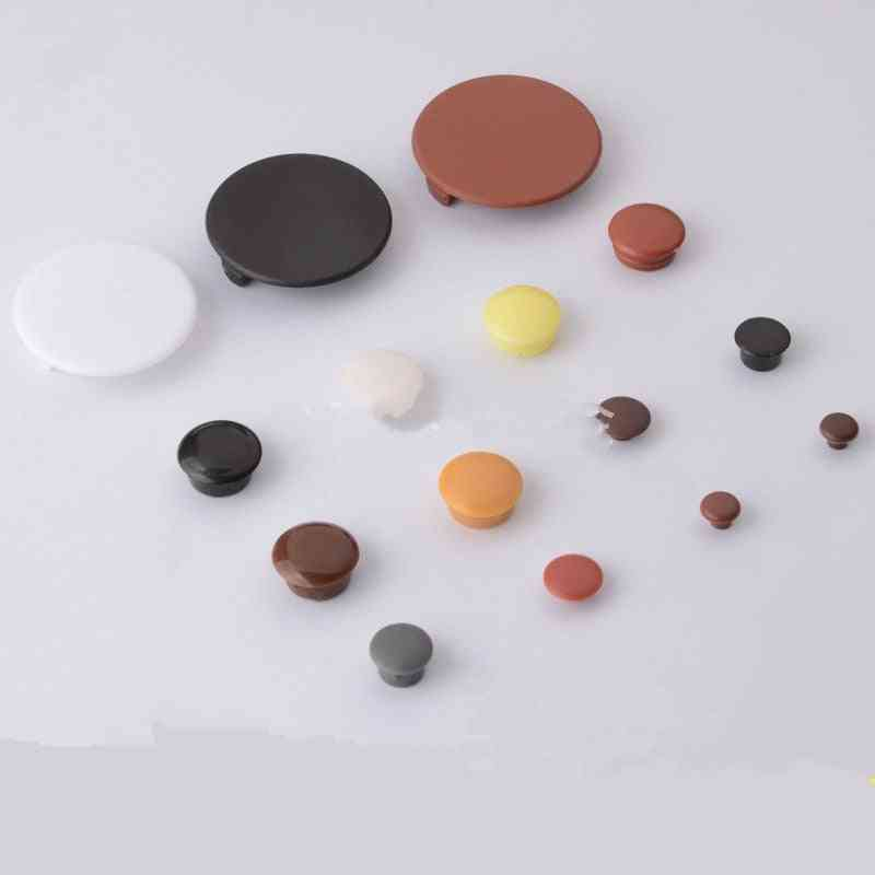Hardware Furniture Hole Covers, Protection Screw