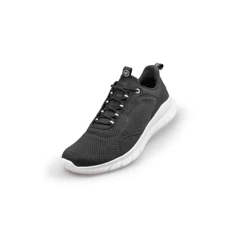 Men's Sports Shoes, Light Breathable Knitting City Running Sneaker For Outdoor Sports