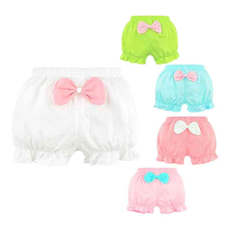 Baby 100% Cotton Panties, Briefs For Underwear Lovely Solid Underpants Cute Clothe