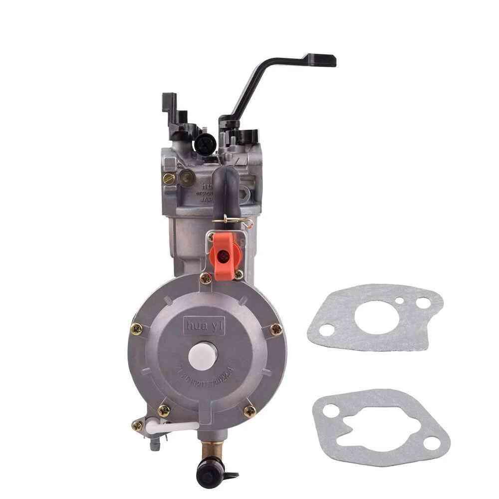 Lpg 168 Carburetor Natural Carburetor Kit For Gasoline Generator