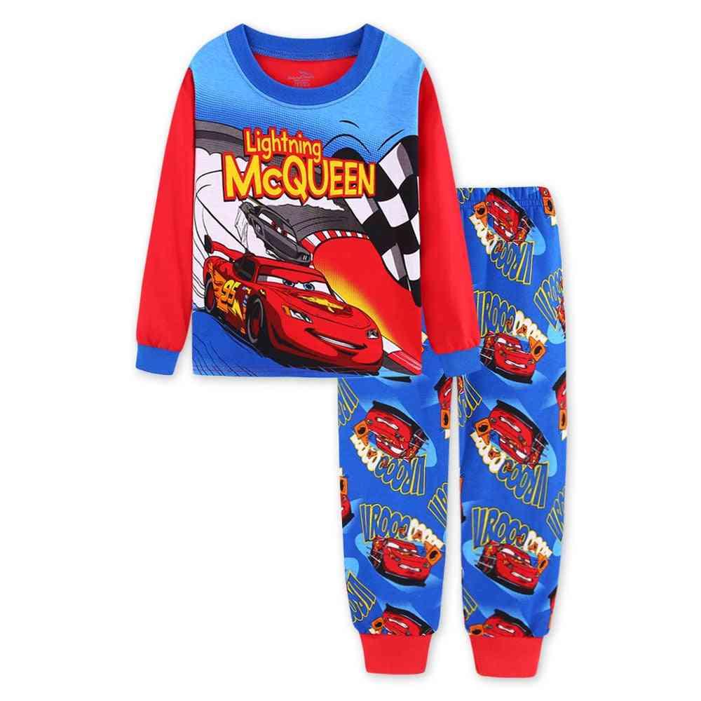 Cotton Pajamas, Lightyear Printed Sleepwear, Baby & Set-1