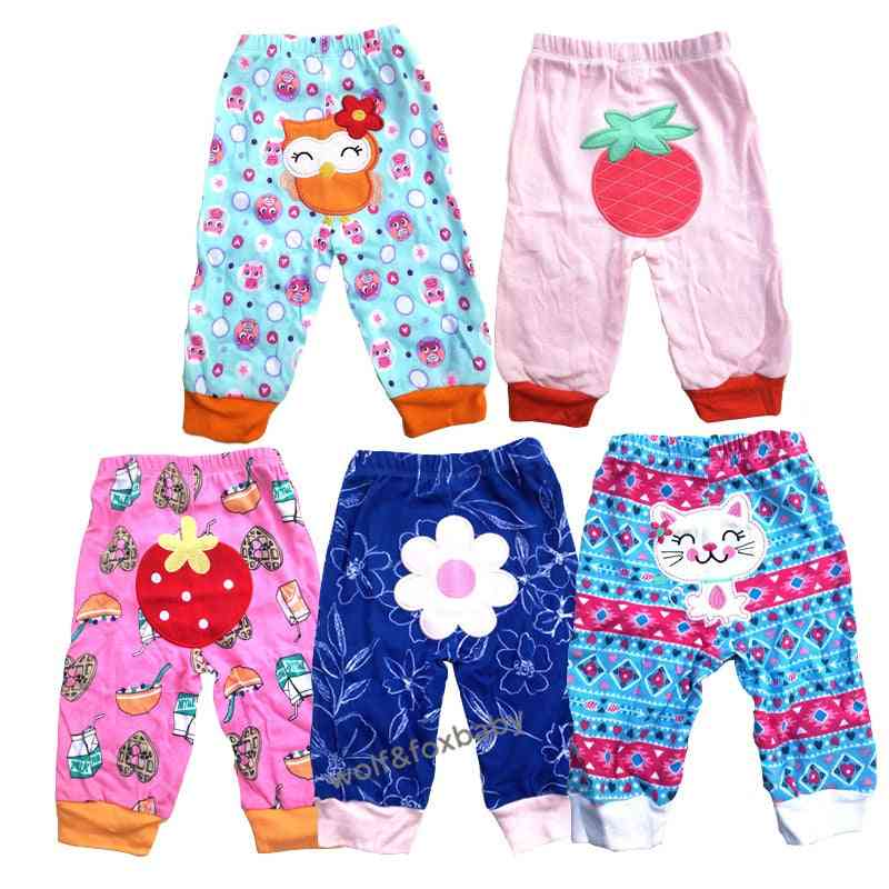 Baby Cartoon Pp Pants / Trousers For & Clothing