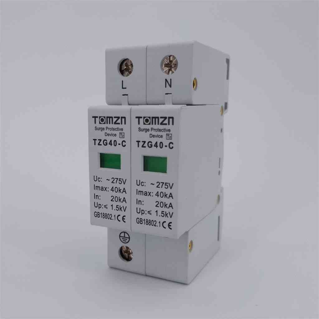 House Surge Protector, Protective Low-voltage, Arrester Device