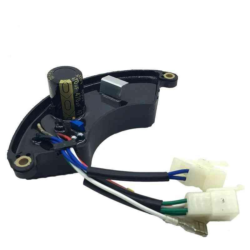 Universal Avr Three-phase, Gasoline Generator, Stabilizer 8-wires
