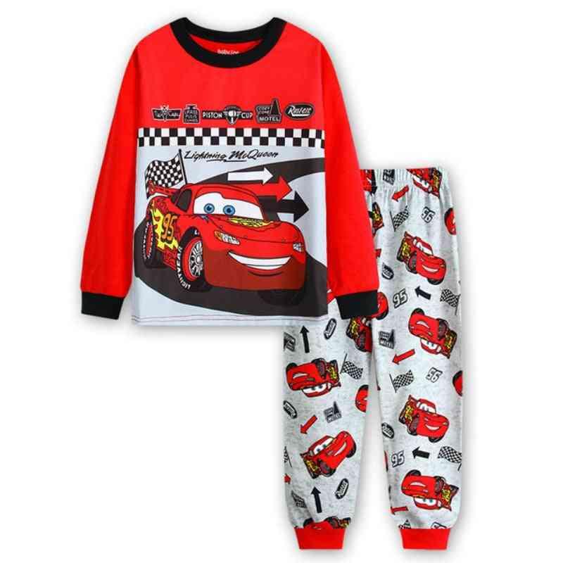 Baby, Super Mario Printed, Sleepwear, Nightwear Pajamas Set