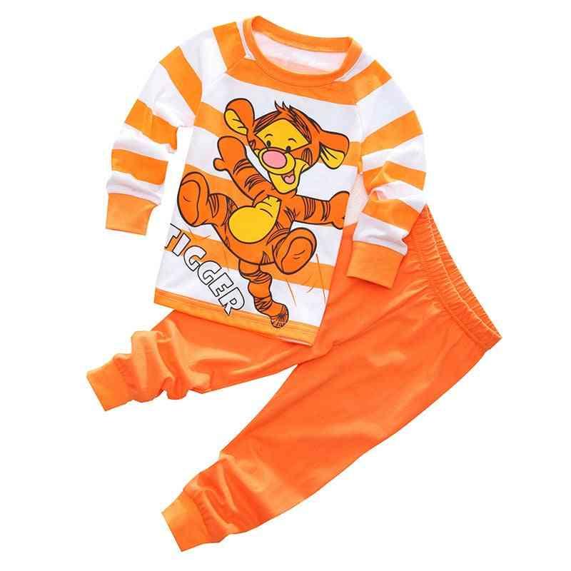 Baby, Super Mario Printed, Sleepwear, Nightwear Pajamas, Top Set-1