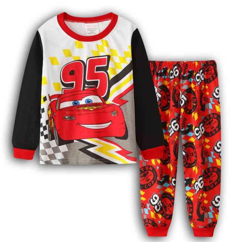 Baby, Super Mario Printed, Sleepwear, Nightwear Pajamas, Top Set-2