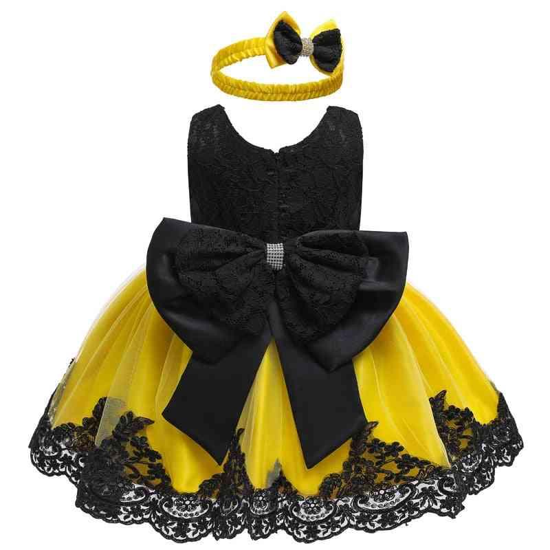Baby Winter Lace Princess Dresses