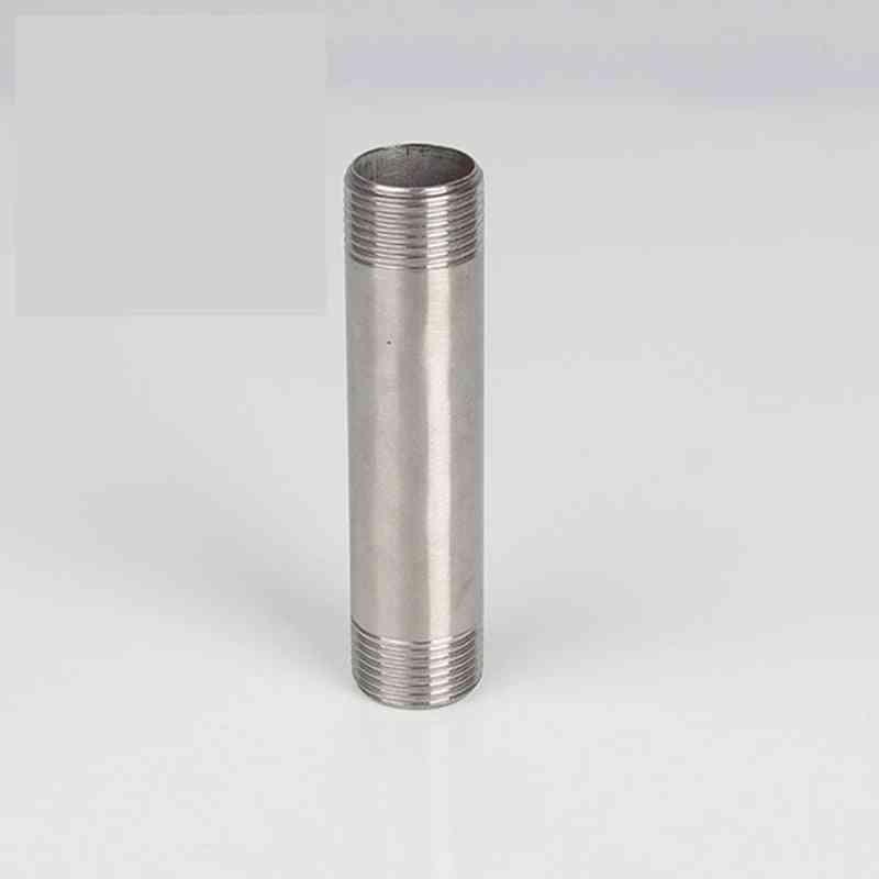 Stainless Steel Male Bsp Thread Pipe Fitting 1/8