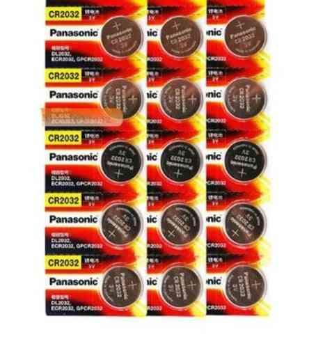 15pcs Original 3v Button Batteries