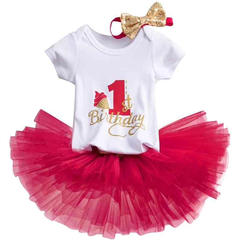 Baby Girl Dress- Unicorn Party Tutu Dresses