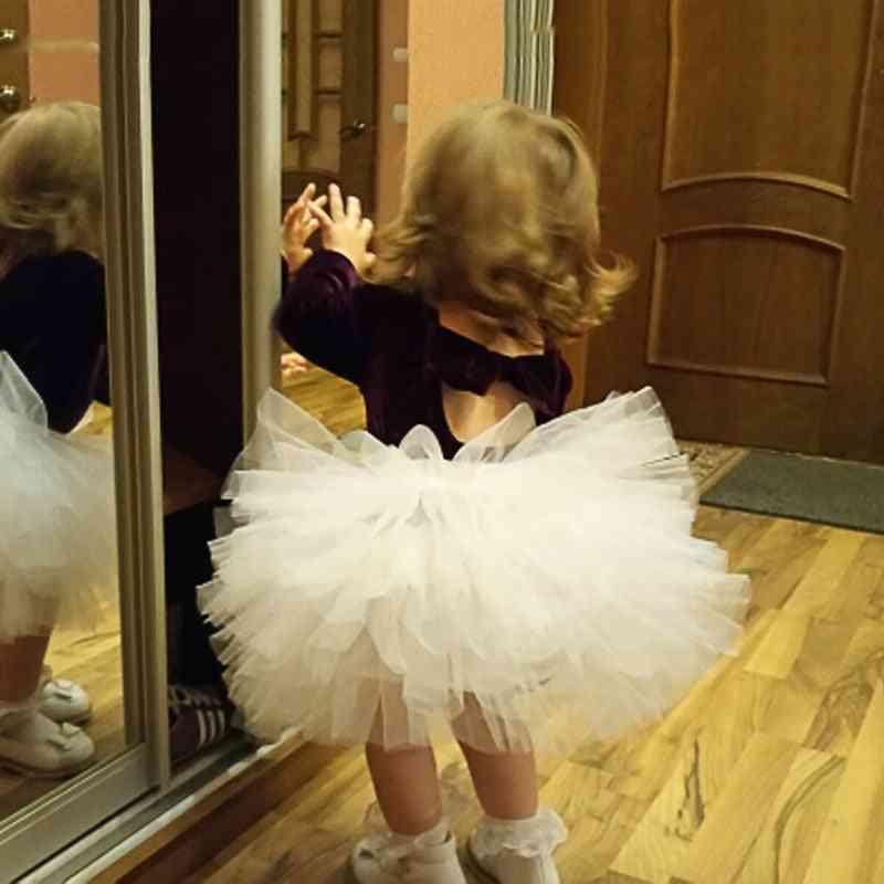 Fashion Tutu Super Fluffy 6 Layers, Petticoat Princess Ballet