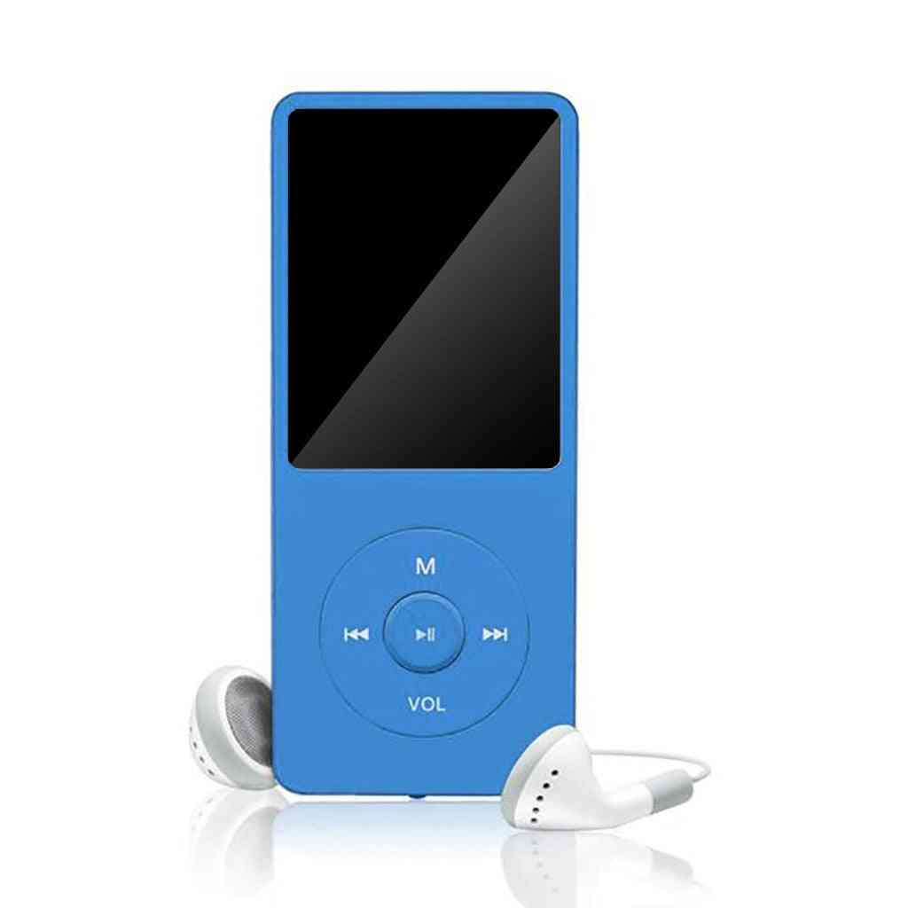 70 Hours Playback Mp3/mp4, Lossless Sound Music Player