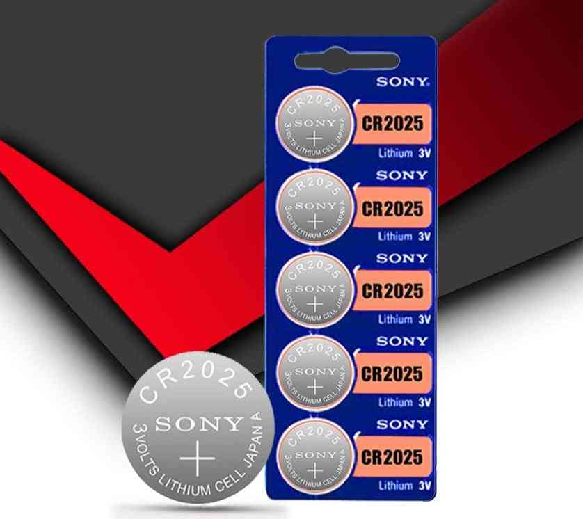 3v Lithium Coin Battery For Watch, Calculator And Other