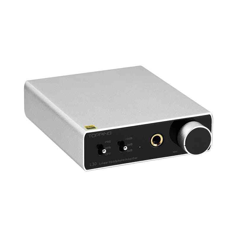 3 Step Gain Settings Hifi Headphone Amplifier