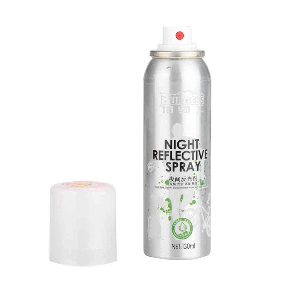 Night Reflective Paint Spray-anti Accident Safety Mark