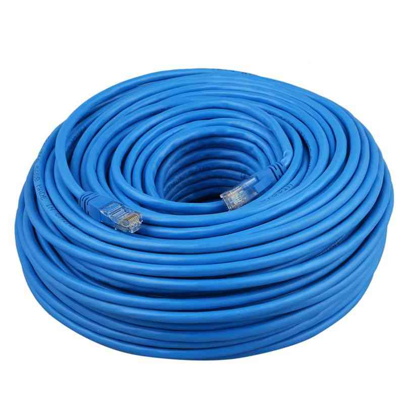Flat Ethernet Network Patch Cable