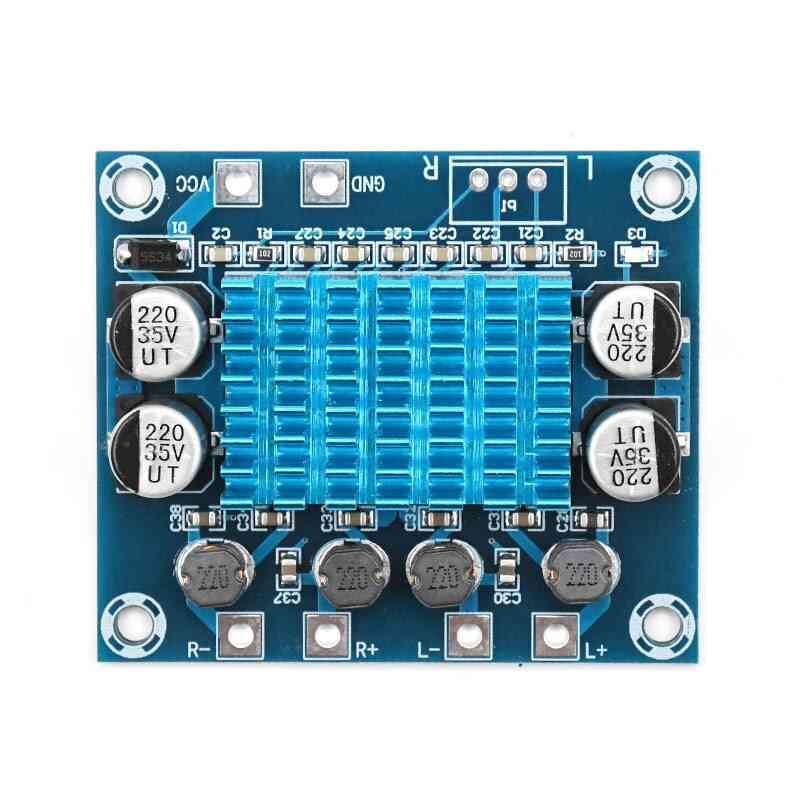 30w+30w 2.0 Channel Digital Stereo Audio Power Amplifier Board