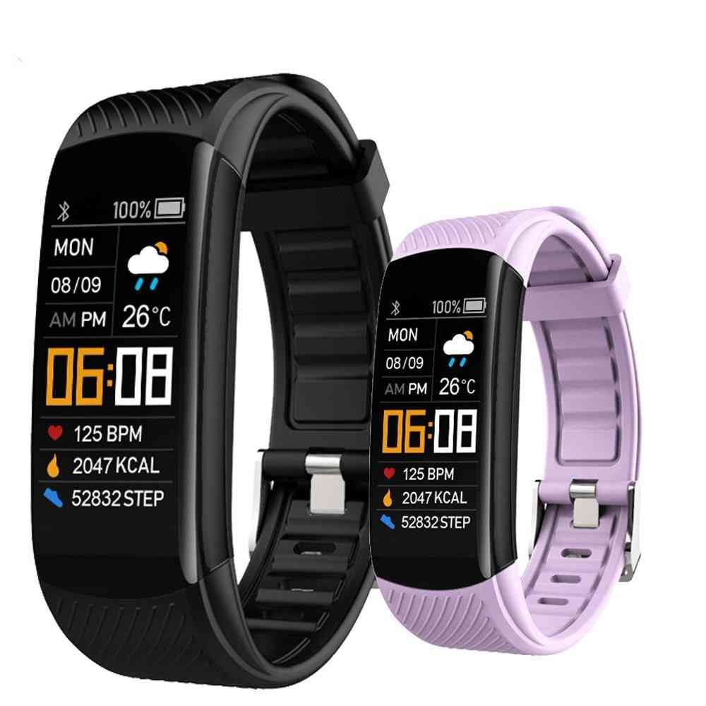 Smart Bracelet Watch, And Blood Pressure Monitor
