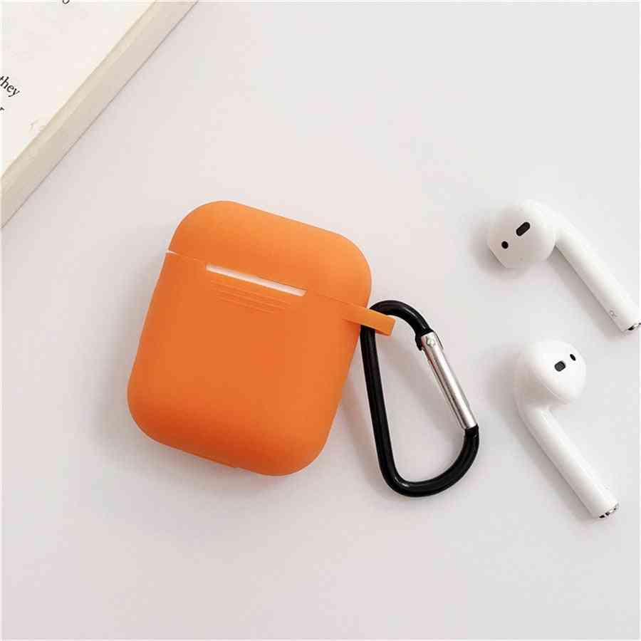 Mini Soft Silicone Case For Air Pods Protector