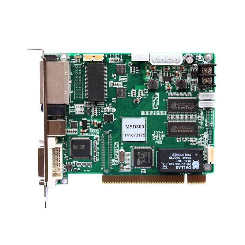 Novastar Led Controller Msd300, Led Display Sending Card Nova Control System