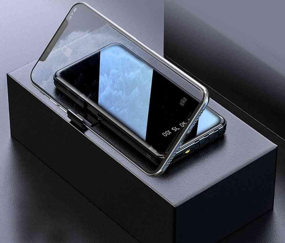 20000mah Portable Power Bank ,full Screen Built-in, Fast Charging