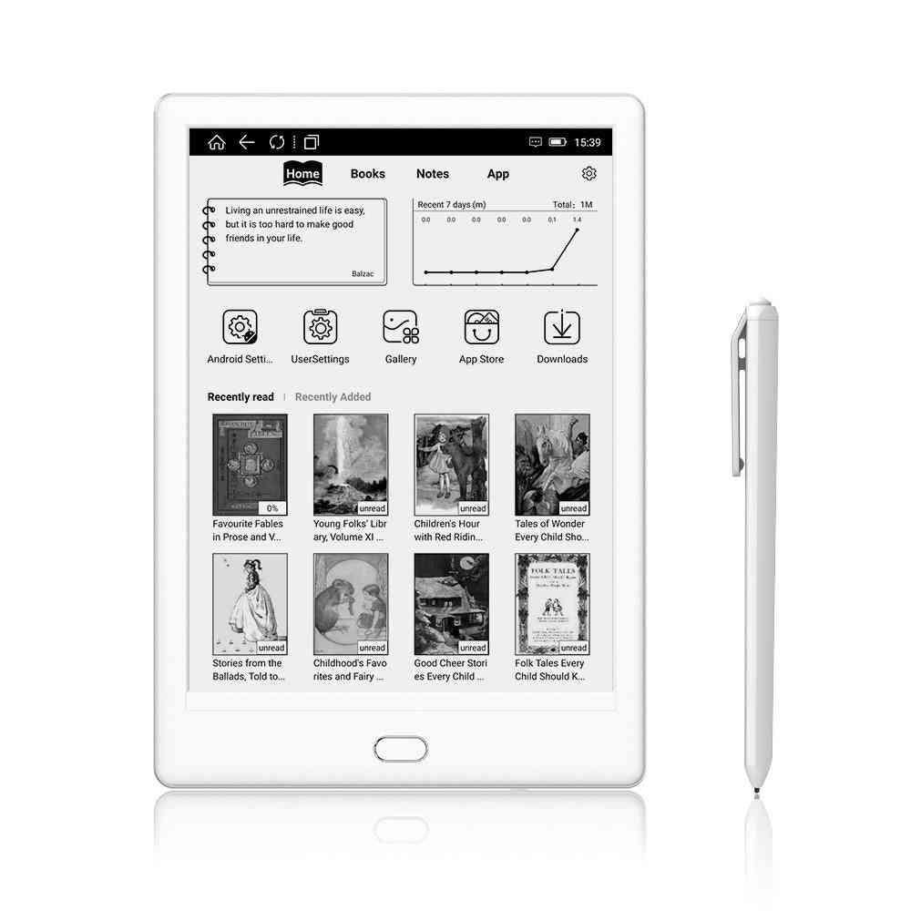 Ebook Reader, 7.8 Inch  Android 6. 0 Frontlight Octa Core 2gb Ram