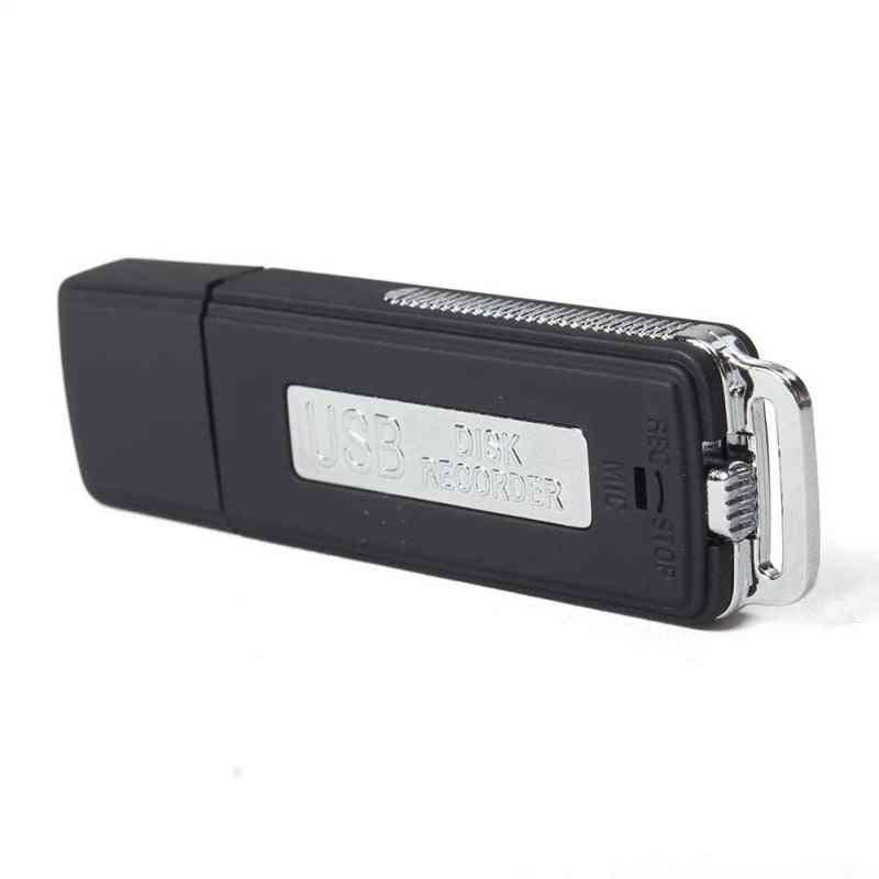 Mini Usb Recording Pen Flash Drive - Digital Audio Voice Recorder