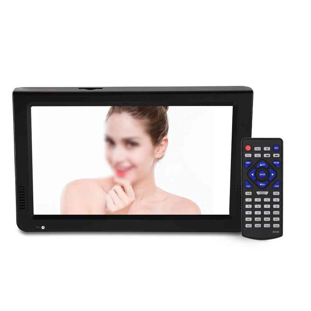 Digital Analog Televisions, With Rechargeable Battery